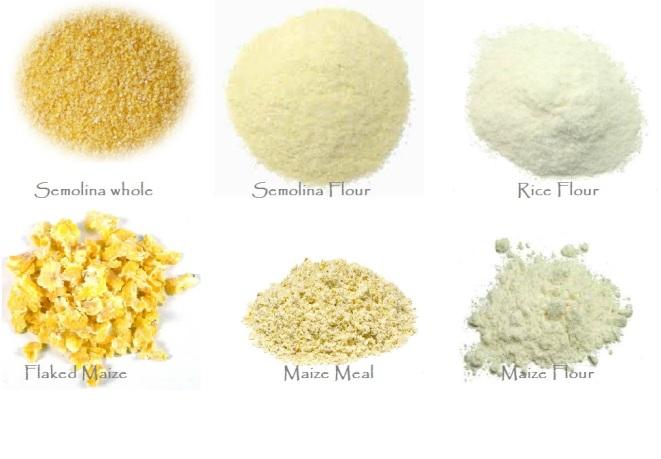Rice etc